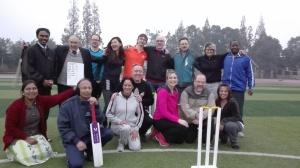 Staff Cricket in Sichuan